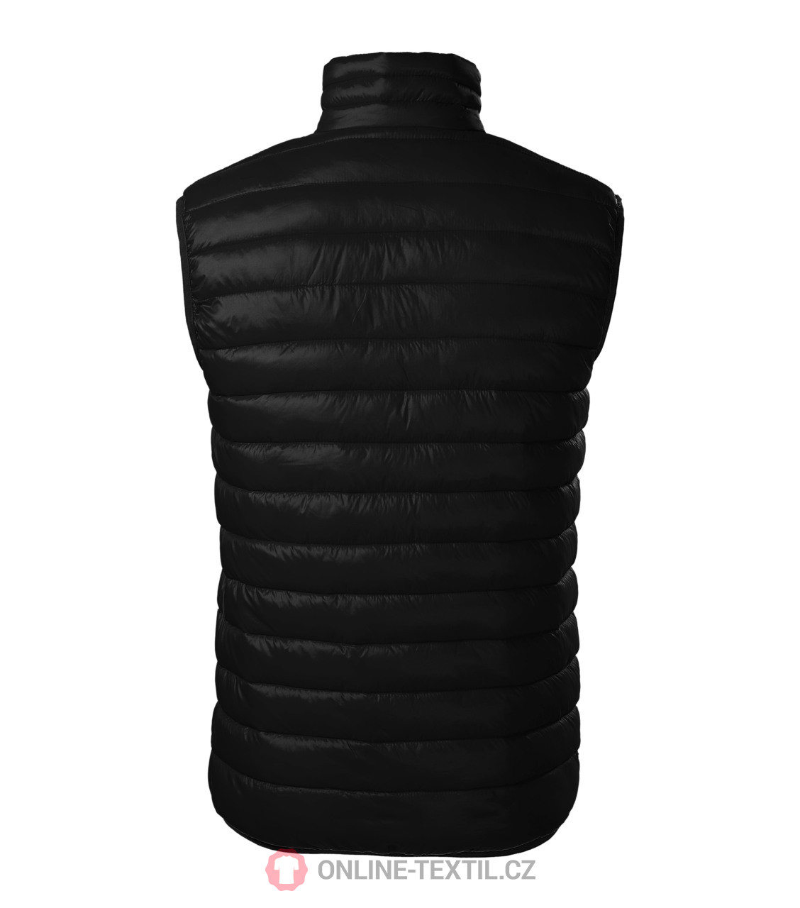 18c609028 ADLER CZECH Prémiová pánska prešívaná vesta Everest 553 - čierna z ...