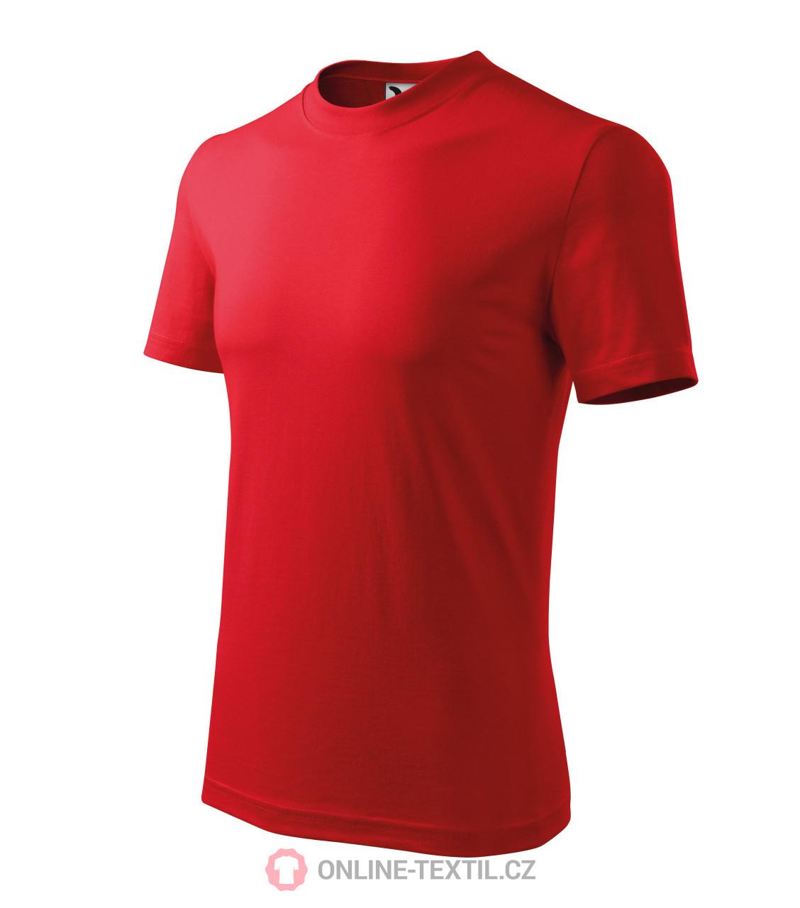 25116f3a2 ADLER CZECH Heavy tričko unisex 11A - červená z kolekcie MALFINI ...